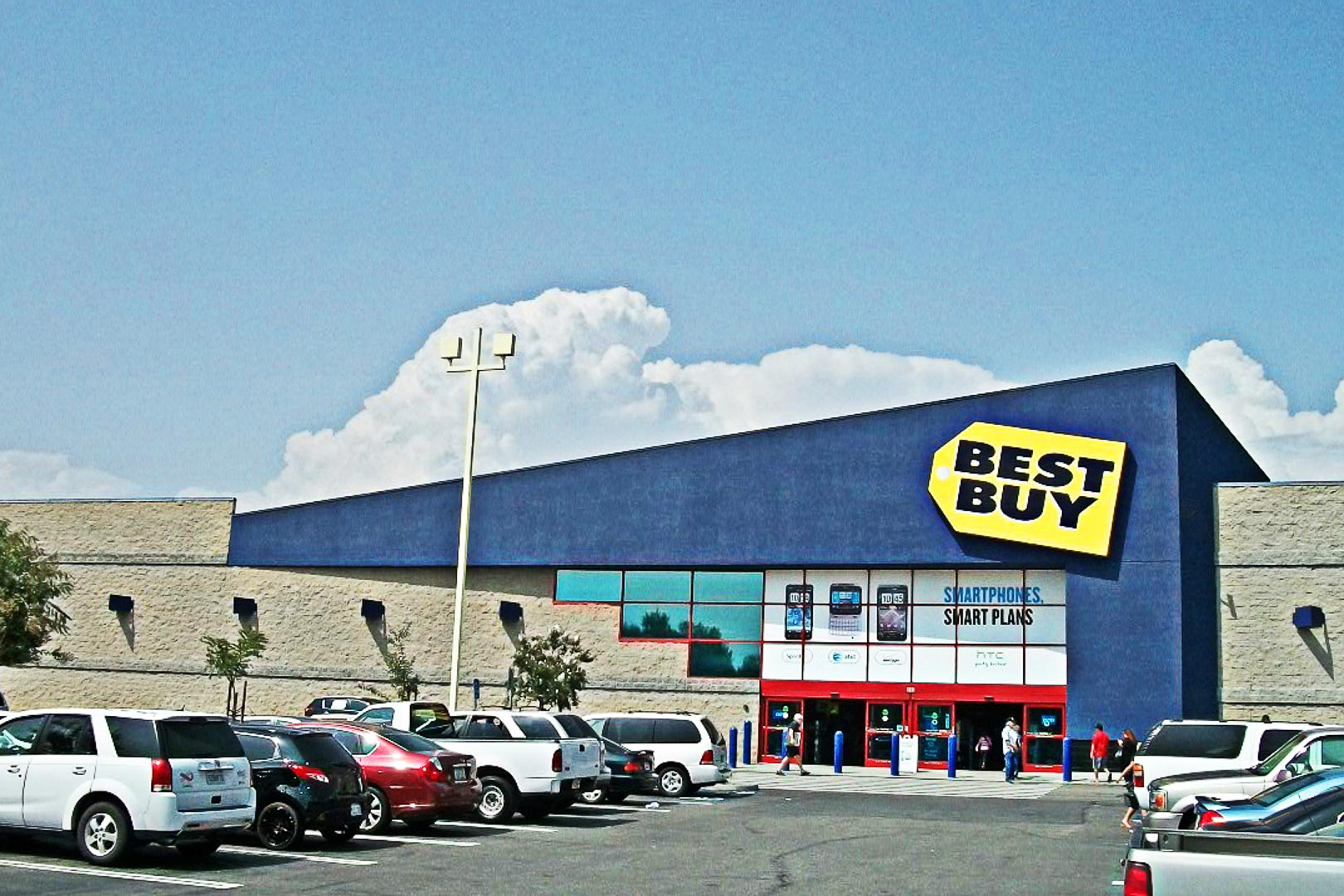 Best Buy, San Bernardino, CA