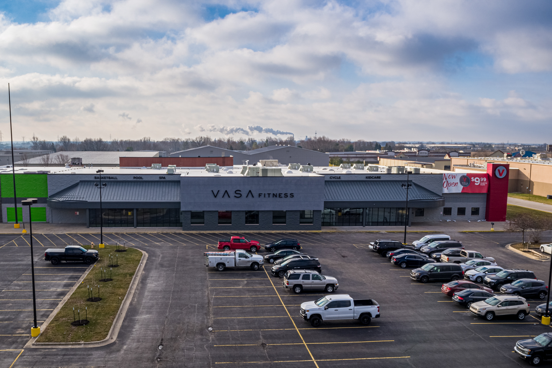 Vasa Fitness Lafayette In Featured Listing Nnn Fitness