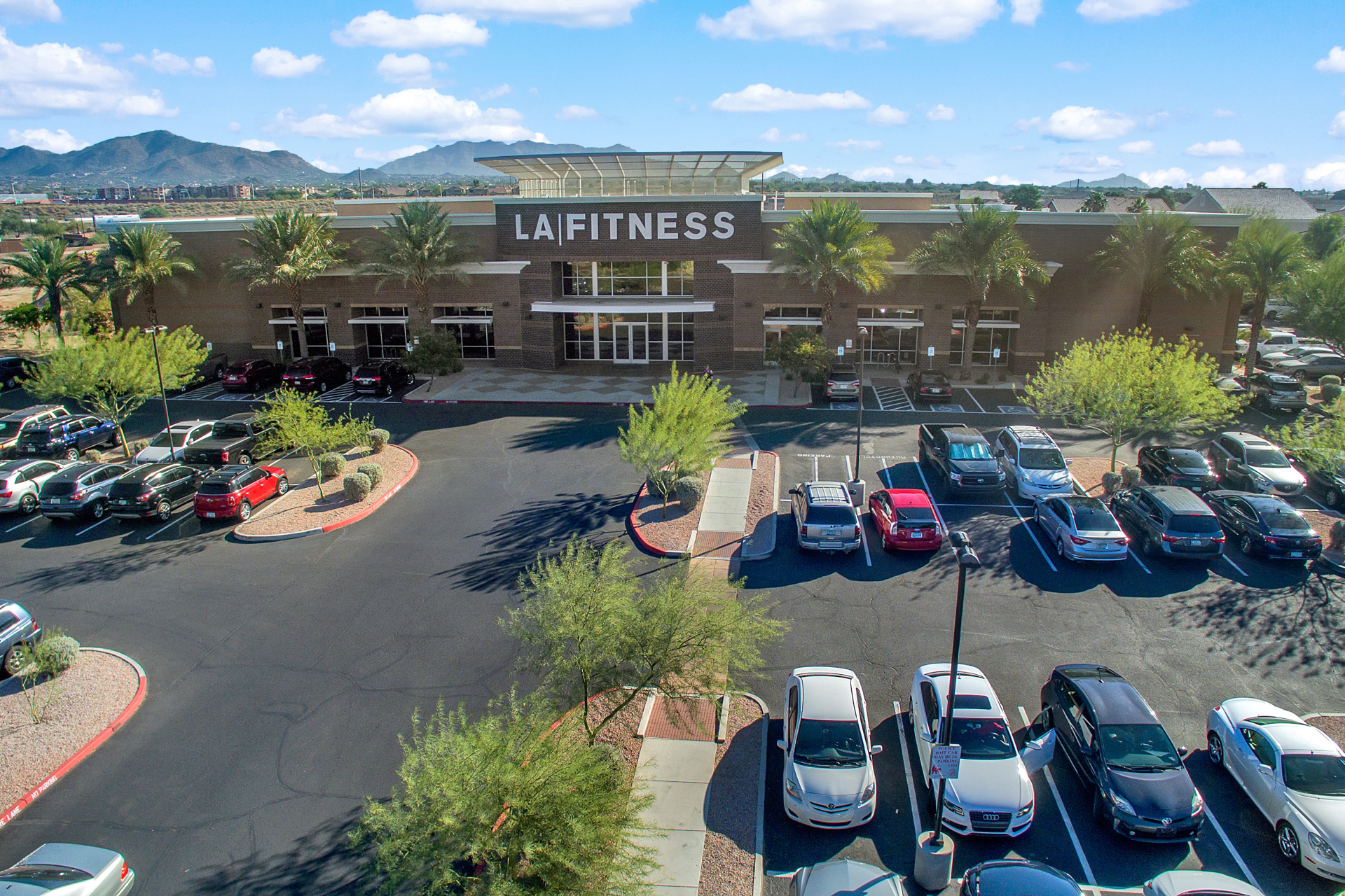 LA Fitness - Mesa - Power Road
