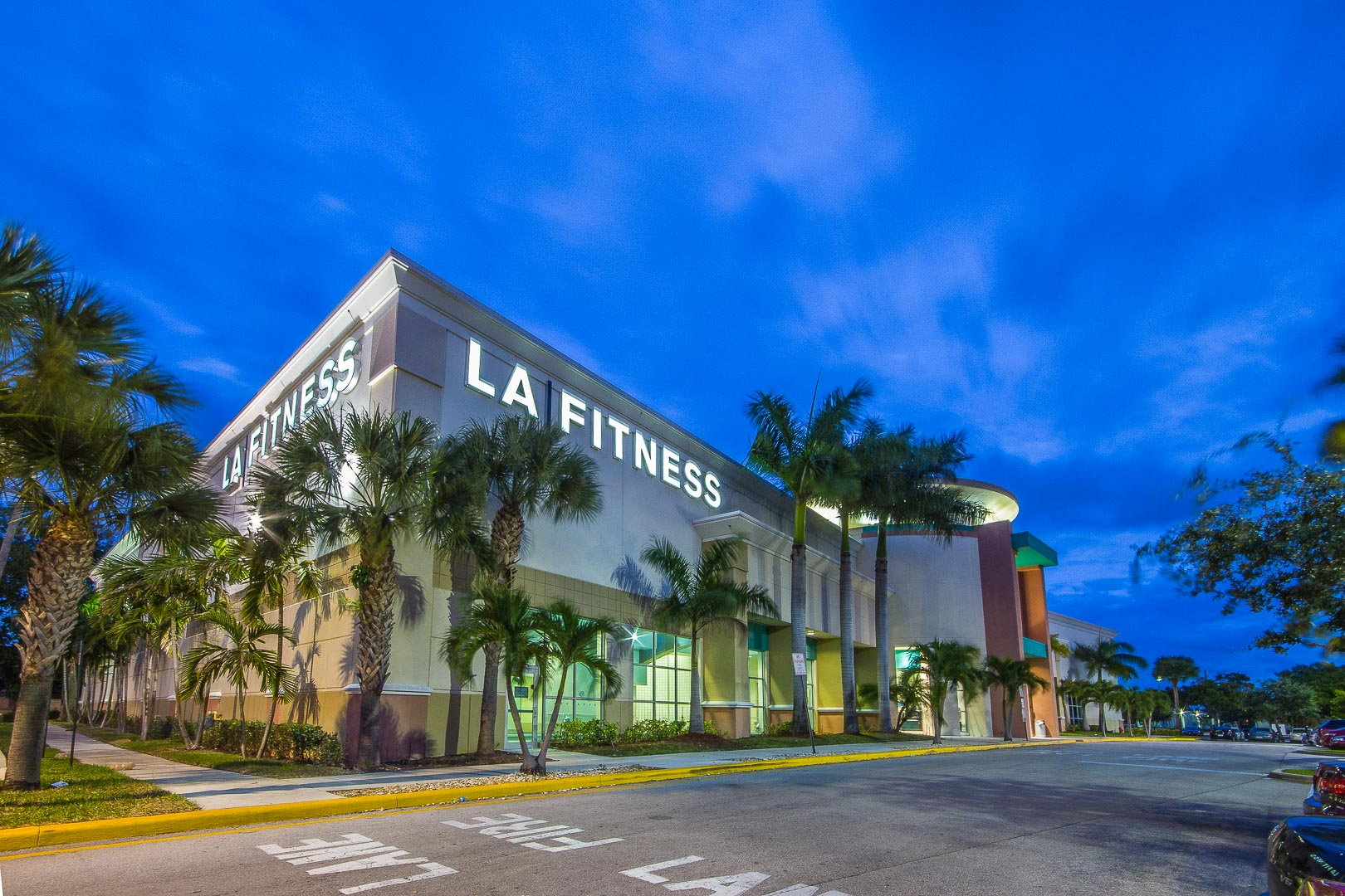 La Fitness Leaseback Boynton Beach