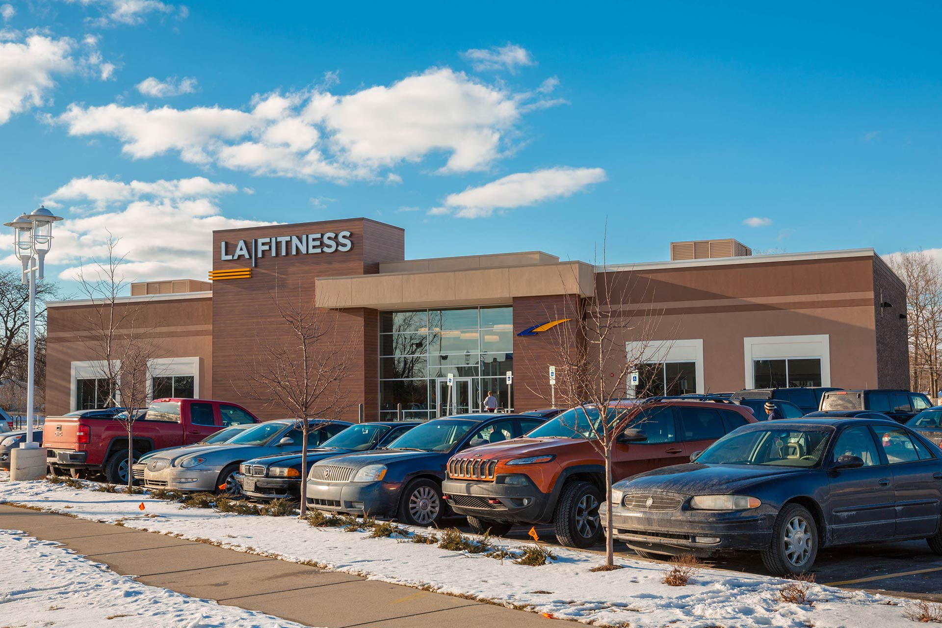 LA Fitness, St. Clair Shores, MI