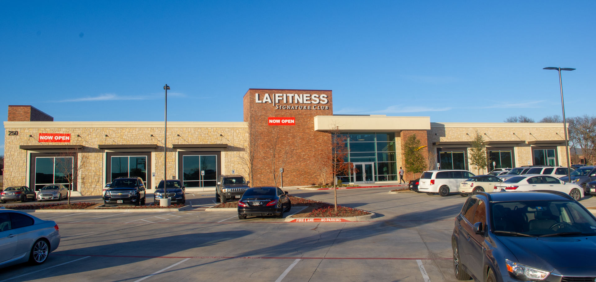 LA Fitness - Coppell, TX