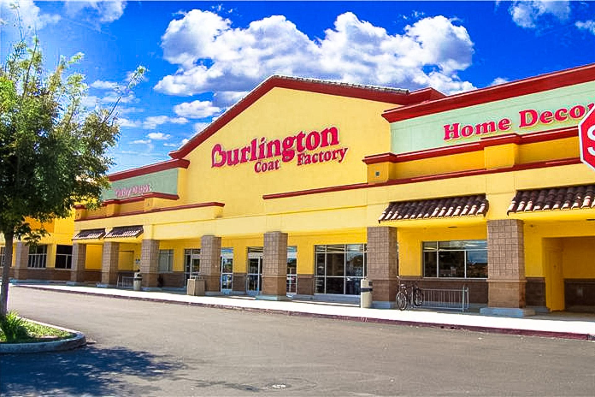 track record recently closed transactions nnn fitness burlington coat factory