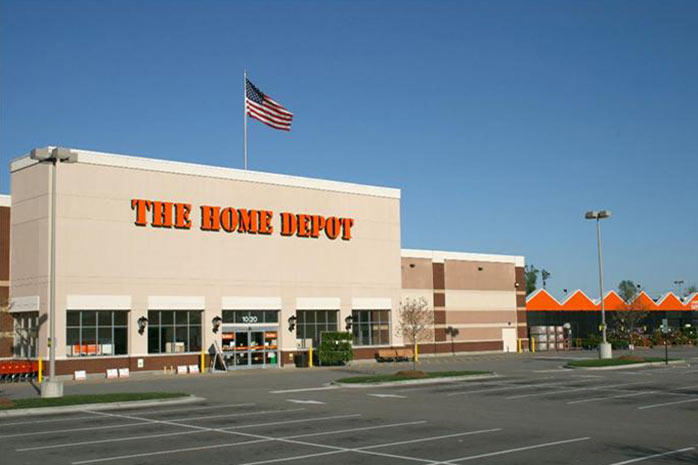 Home Depot, Blaine, MN