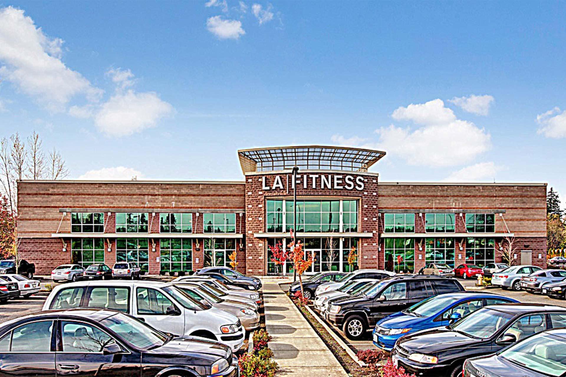 LA Fitness, Federal Way, WA