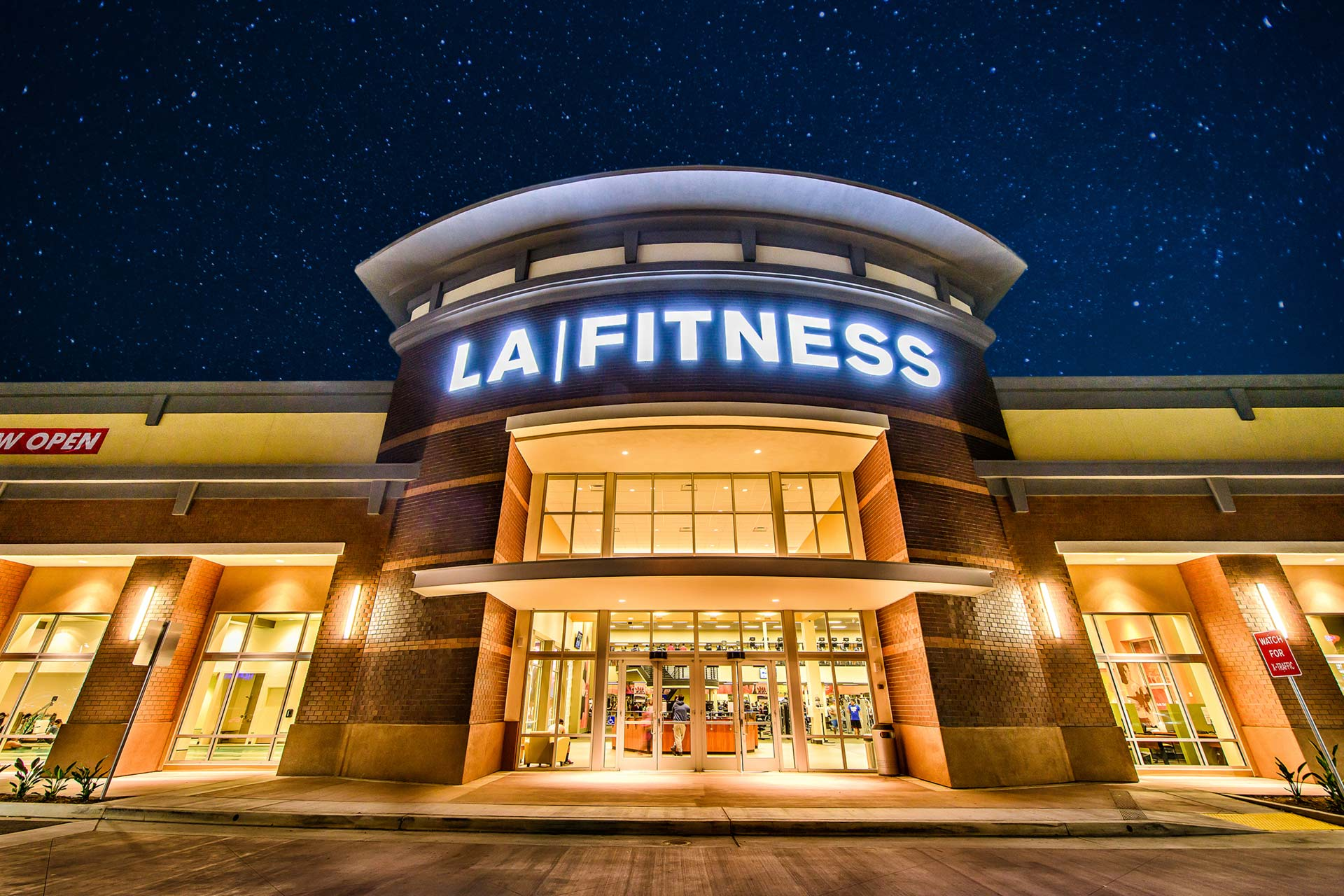 LA Fitness, Whittier, CA