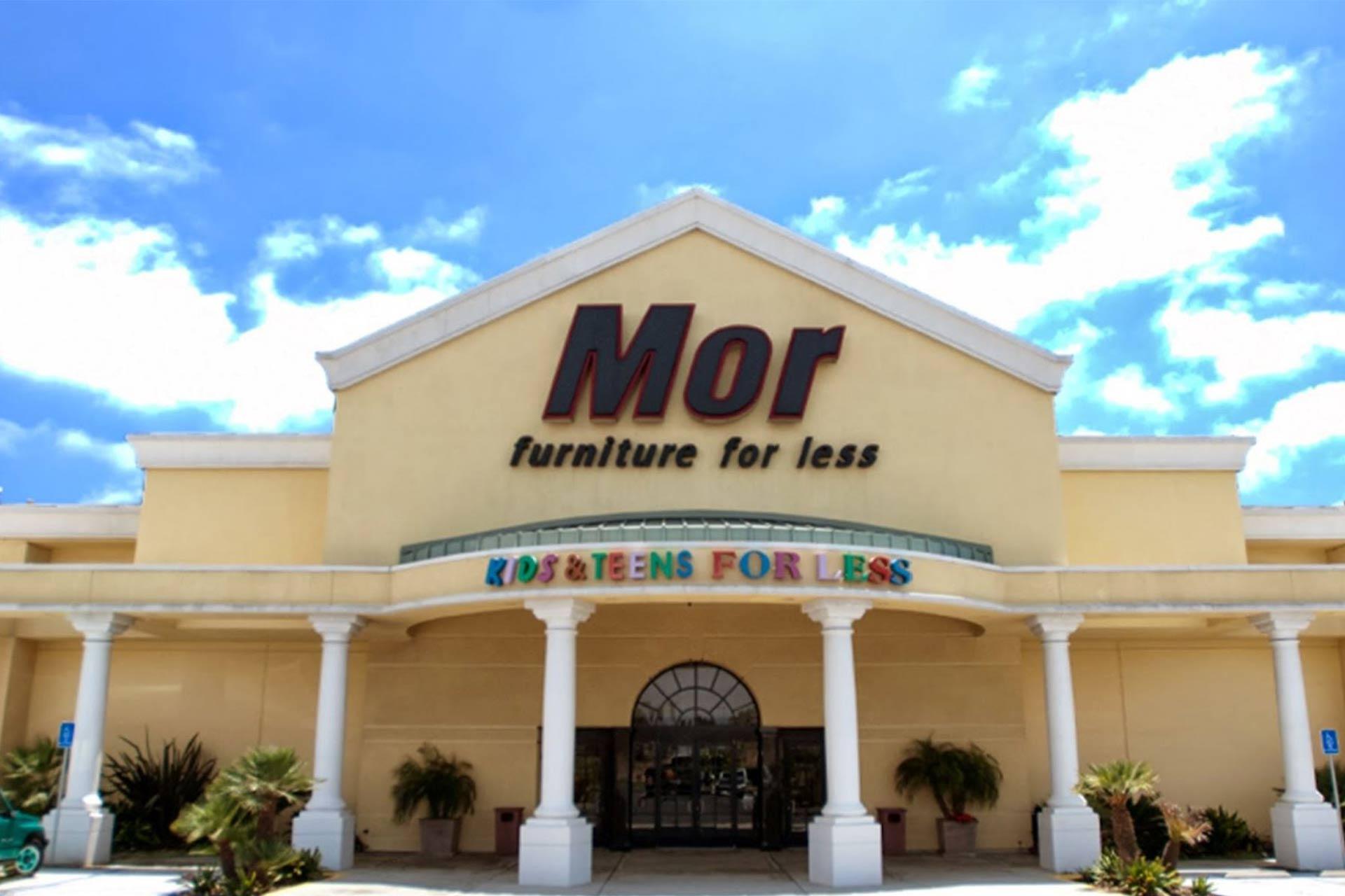 MOR Furniture Portfolio, Boise, ID + Spokane, WA