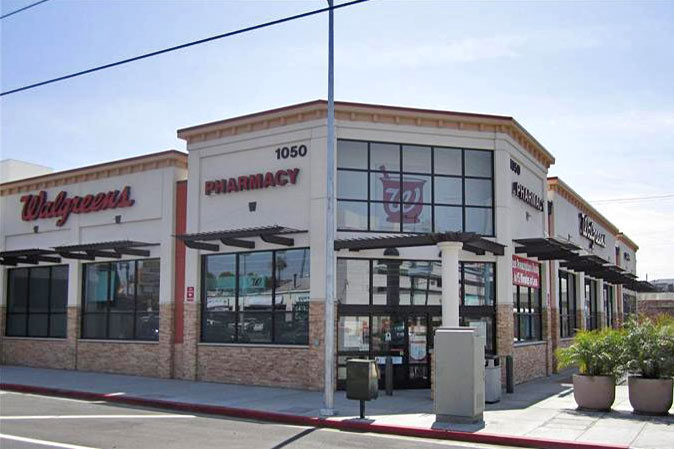 Walgreens, Hollywood, CA