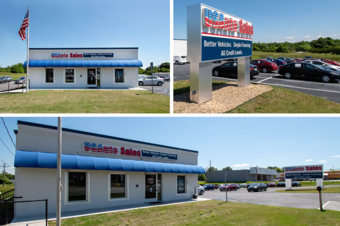 US Auto Sales - Spartanburg, SC